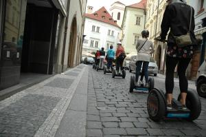 Prague segway tours