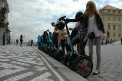 Prague Segway Castle tour