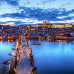 HD photo from Prague Tours Center - The Charles Bridge and Prague Castle